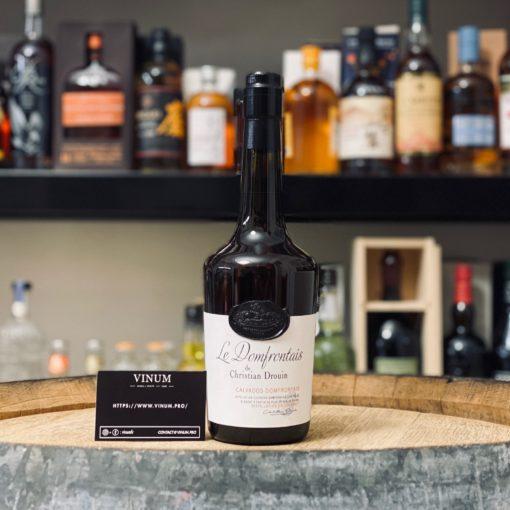 VINUM - Drouin Calvados Le Calvados Domfrontais The Chronicles