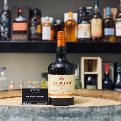 Redbreast Lustau Sherry Finish - VINUM