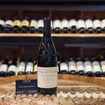 VINUM - Le Sang des Cailloux cuvée Doucinello 2017