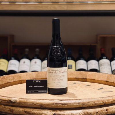 VINUM - Le Sang des Cailloux cuvée Lopy 2016