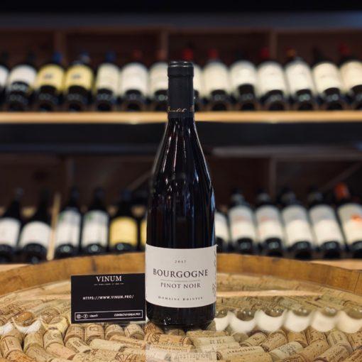 VINUM - Domaine Brintet Bourgogne 2017