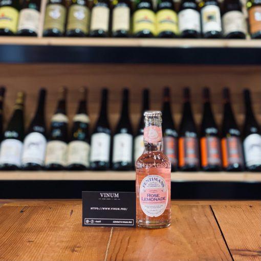 VINUM - Fentimans Rose Lemonade 20cl