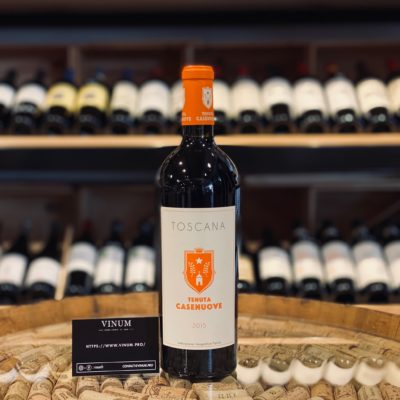 VINUM - Tenuta Casenuove Toscana IGT 2015