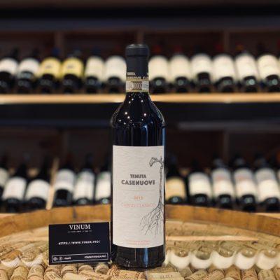 VINUM - Tenuta Casenuove Chianti Classico 2015