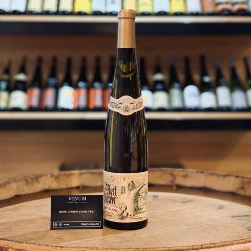 VINUM - Albert Boxler Pinot Blanc Réserve 2017