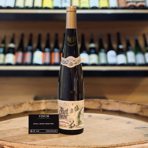 VINUM - Albert Boxler Pinot Gris Heimbourg 2016