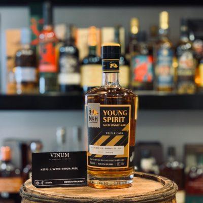 VINUM - Milk & Honey Young Single Malt