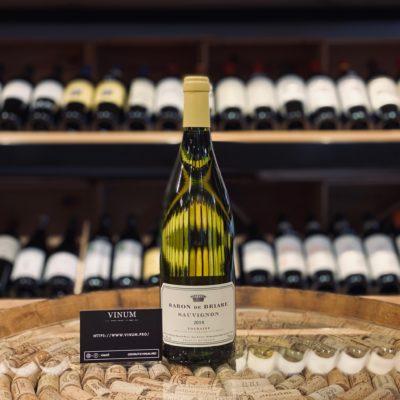VINUM - Baron Briare Sauvignon Blanc 2018