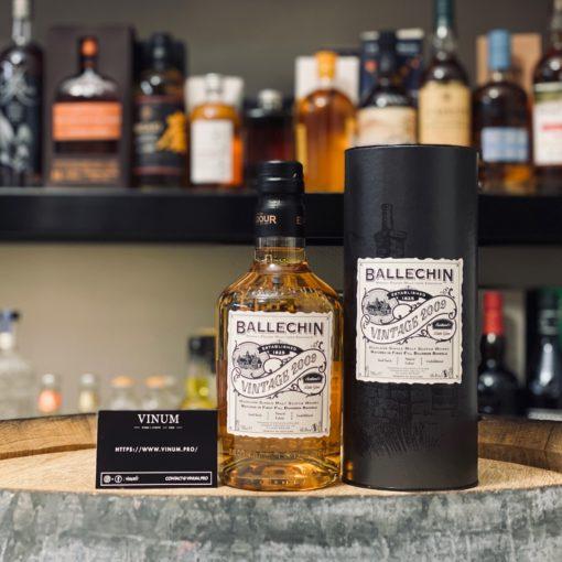 VINUM - Ballechin 2009 Vintage Bourbon