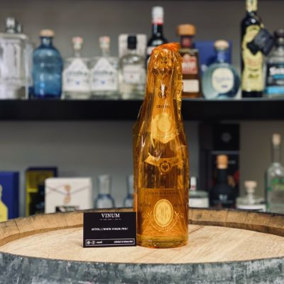 VINUM - Louis Roederer Brut Cristal Rosé 2012