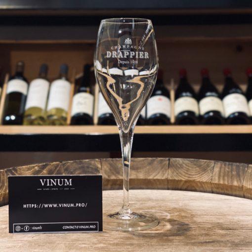 VINUM - Verre Champagne Drappier