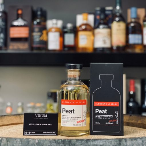 VINUM - Elements of Islay Peat Pure Islay