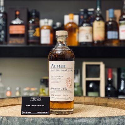 VINUM - Arran Quarter Cask The Bothy