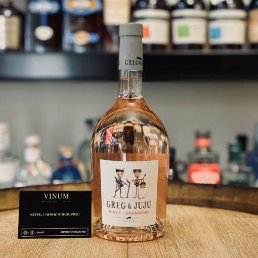 Greg & Juju Pinot Noir Grenache Rosé - VINUM