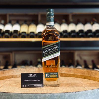 VINUM - Johnnie Walker Green Label
