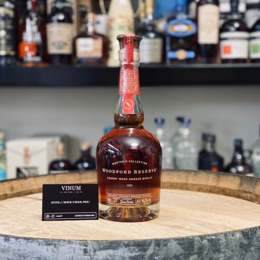 VINUM - Woodford Reserve Master Collection Cherry Wood Smoked Barley