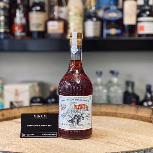 VINUM - Cap Mattei Liqueur Rouge Myrttei