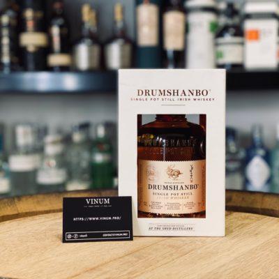 VINUM - Drumshanbo Single Pot Still Irish Whiskey
