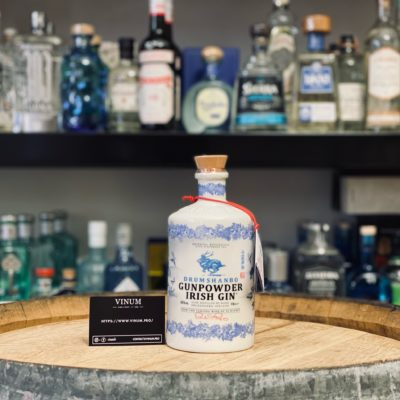 VINUM - Drumshanbo Gunpowder Irish Gin Ceramic Bottle