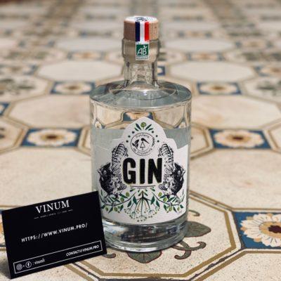 Distillerie de Strasbourg Gin bio - VINUM