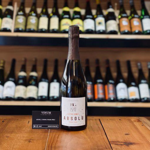 VINUM - Bott Geyl Crémant d'Alsace Extra Absolu