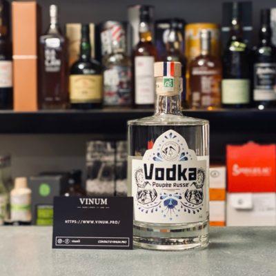 VINUM - Distillerie de Strasbourg Vodka Bio Poupée Russe 50cl