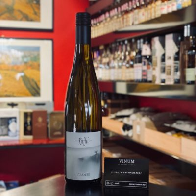 Rieffel Pinot Blanc Granité 2018 - VINUM