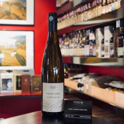 Rieffel Pinot Gris La Petite Colline 2018 - VINUM