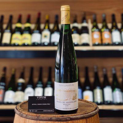 VINUM - Trimbach Riesling Grand Cru Mandelberg 2016