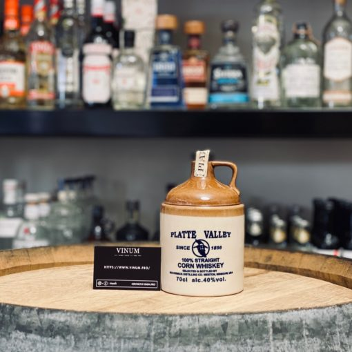 VINUM - Platte Valley Corn Whiskey Cruchon