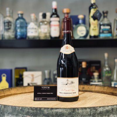 VINUM - Jaboulet La Croix des Vignes 2018