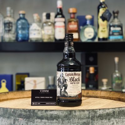 VINUM - Captain Morgan Black Spiced