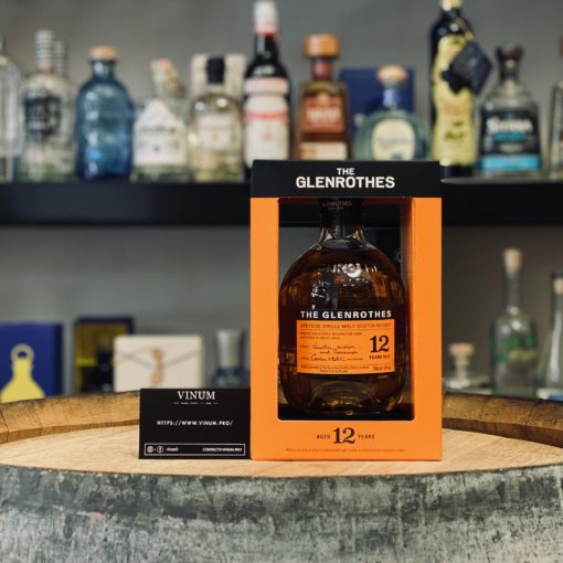 VINUM - The Glenrothes 12 ans