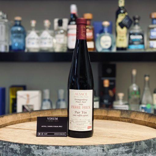 VINUM - Pierre Frick Pinot Noir Strangenberg 2019