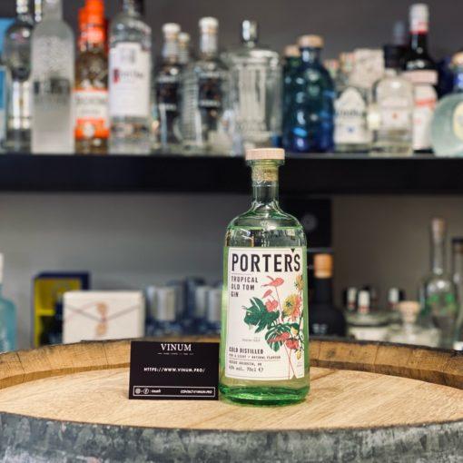 VINUM - Porter's Gin Tropical Old Tom
