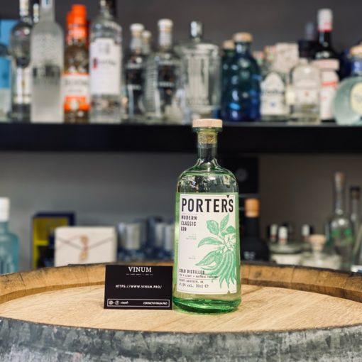 VINUM - Porter's Modern Classic Gin