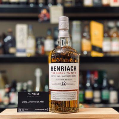 VINUM - Benriach 12 ans The Smoky Twelve