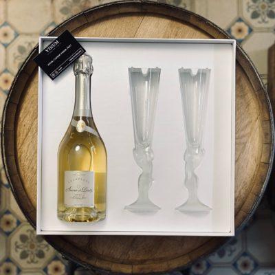 VINUM - Deutz Coffret l'Amour de Deutz + 2 verres