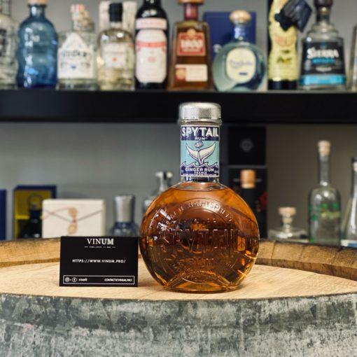 VINUM - Spytail Black Ginger Rum