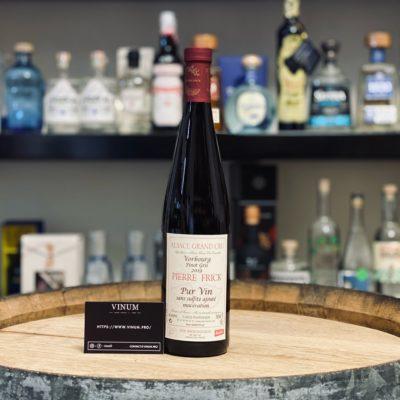 VINUM - Pierre Frick Pinot Gris Grand Cru Vorbourg 2019
