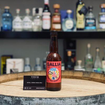 VINUM - Gallia Bière des Vendanges 33cL