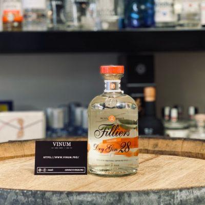 VINUM - Filliers Dry Gin 28 Tangerine