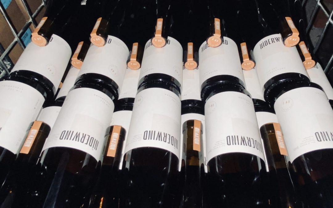 """""""Niderwind"""", un vin né en plein Strasbourg"""