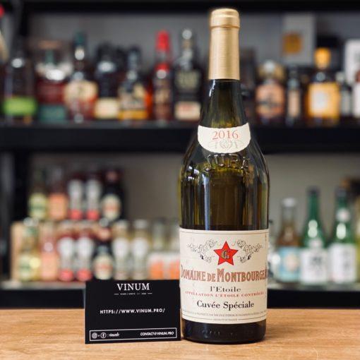 VINUM - Domaine Montbourgeau l'Etoile Cuvée Spéciale