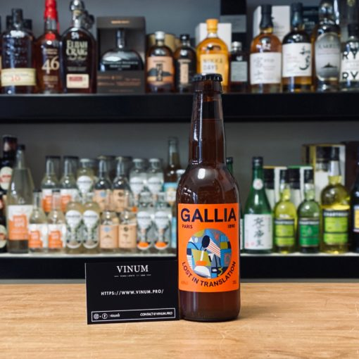 VINUM - Gallia Lost in Translation