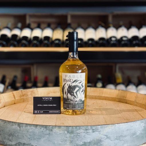 VINUM - Fable Whisky The Hound Mannochmore 13 ans