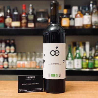 VINUM - Oé Le Bordeaux