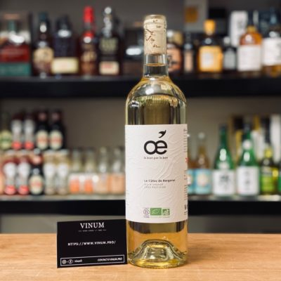 VINUM - Oé Côtes de Bergerac Blanc