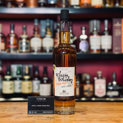 VINUM - Lehmann Elsass Whisky Single Malt Origine