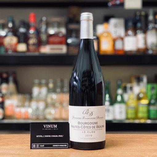 VINUM - Domaine Bourgogne-Devaux Hautes Côtes de Beaune 2019